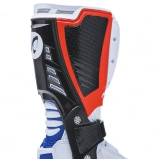 Forma Predator 2.0 White Red Blue Boots Image 3