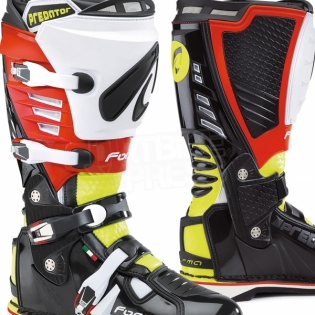 Forma Predator Black Fluo Yellow Red Boots Image 2