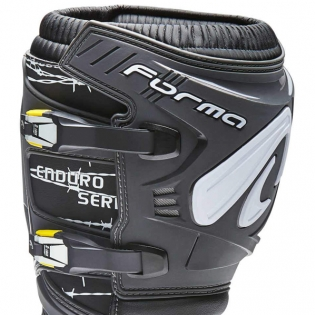 Forma Terrain TX Anthracite Black Enduro Boots Image 2