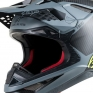 Alpinestars Supertech SM10 Meta Black Grey Yellow Helmet