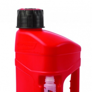 Polisport Pro Octane 10L Red Fuel Can Image 2