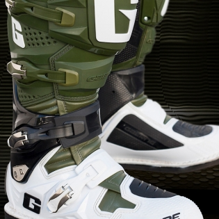 Gaerne SG12 Camo Motocross Boots Image 2