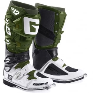 Gaerne SG12 Camo Motocross Boots Image 3