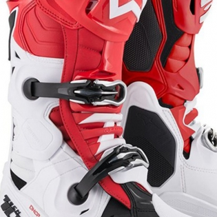 Alpinestars Tech 10 Red White Black Boots Image 3