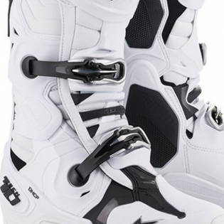 Alpinestars Tech 10 White Boots Image 3