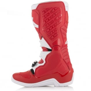 Alpinestars Tech 5 Red White Boots Image 2