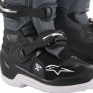 Alpinestars Kids Tech 7S Black Grey Red Fluo Boots