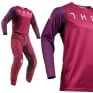 Thor Prime Pro Infection Maroon Orange Jersey
