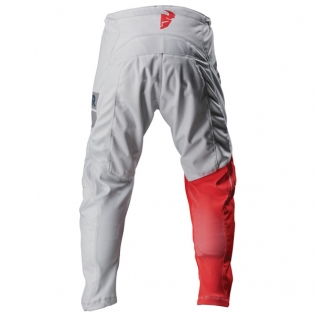 Thor Sector Shear Light Grey Red Pants Image 3