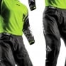 Thor Kids Sector Zones Lime Jersey