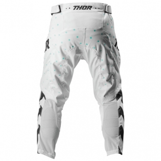 Thor Kids Pulse Stunner Black White Pants Image 3