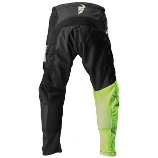 Thor Kids Sector Shear Black Acid Pants Image 3