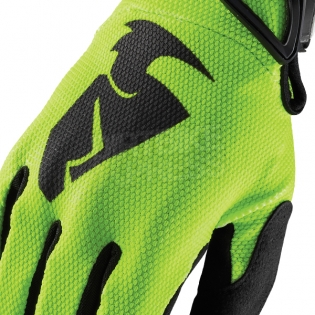Thor Sector Gloves - Lime Image 2
