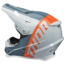 Thor Sector Shear Slate Grey Helmet