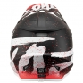 Thor Kids Sector Hype Black Coral Helmet