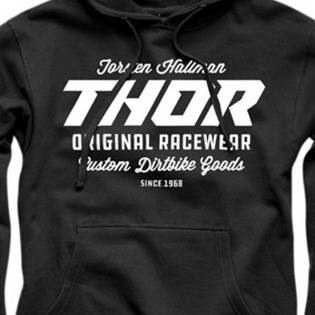 Thor The Goods Black Pullover Hoodie Image 2