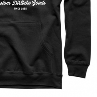 Thor The Goods Black Pullover Hoodie Image 3