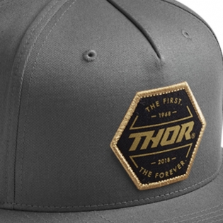 Thor Snapback Forever Charcoal Cap Image 2
