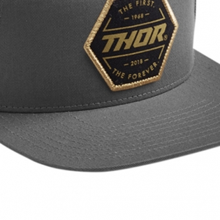 Thor Snapback Forever Charcoal Cap Image 3