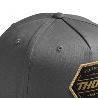 Thor Snapback Forever Charcoal Cap Image 4