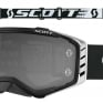 Scott Prospect Sand Black White Light Sensitive Chrome Goggles