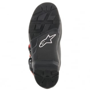 Alpinestars Tech 7 Black Grey Red Fluo Enduro Boots Image 2