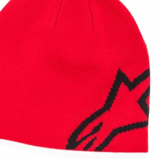 Alpinestars Corp Shift Red Beanie Image 2