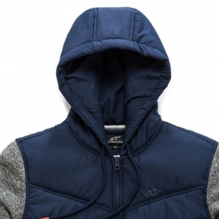 Alpinestars Boost Quilted Navy Jacket Image 2
