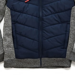 Alpinestars Boost Quilted Navy Jacket Image 4