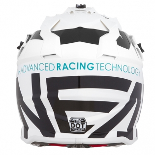 ONeal 2 Series RL Slick White Black Helmet Image 2