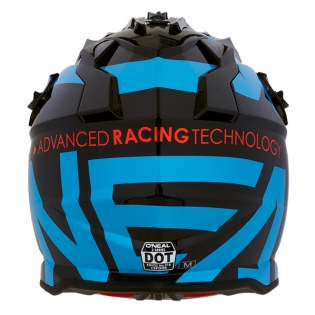 ONeal 2 Series RL Slick Black Blue Helmet Image 2