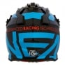 ONeal 2 Series RL Slick Black Blue Helmet