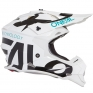ONeal 2 Series Kids Slick White Black Helmet