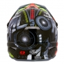 ONeal 3 Series Helium Red Motocross Helmet