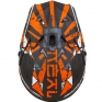 ONeal 3 Series Zen Orange Motocross Helmet