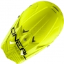 ONeal 3 Series Flat Neon Yellow Motocross Helmet