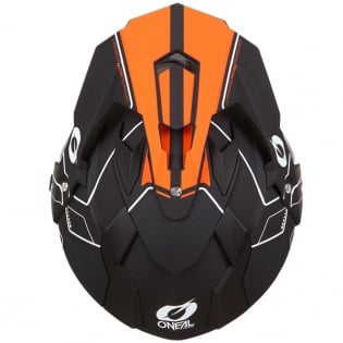 ONeal Sierra 2 Comb Orange Adventure Helmet Image 3