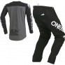 ONeal Mayhem Lite Hexx Black Kit Combo