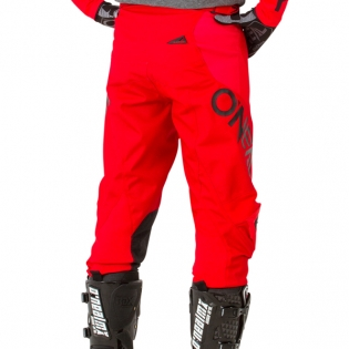 ONeal Mayhem Lite Hexx Red Pants Image 4