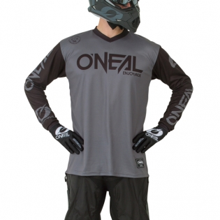 ONeal Threat Rider Grey Jersey Image 2
