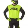 ONeal Threat Rider Neon Yellow Jersey