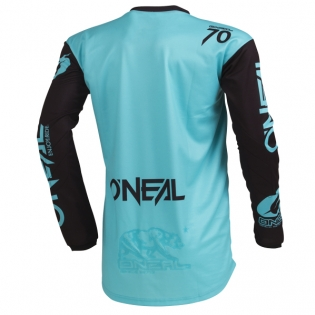 ONeal Threat Rider Teal Jersey Image 3