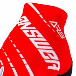 Answer AR-2 Bright Red Gloves Image 2
