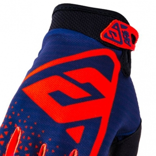 Answer AR-1 Kids Bright Red Midnight Gloves Image 2