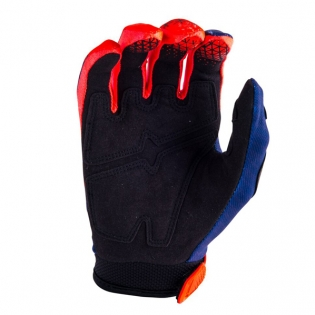 Answer AR-1 Kids Bright Red Midnight Gloves Image 3