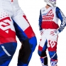 Answer Elite Discord Red White Jersey