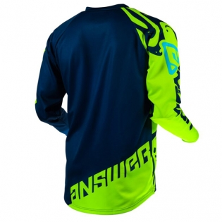 Answer Syncron Flow Hyper Acid Midnight Astana Jersey Image 3