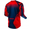Answer Syncron Kids Drift Bright Red Midnight Jersey