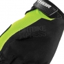 Thor Kids Sector Zones Lime Gloves