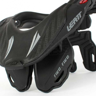 Leatt GPX 5.5 Kids Black Grey Neck Brace Image 4